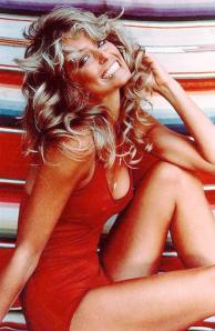 Farrah Fawcett Manhattan Connection